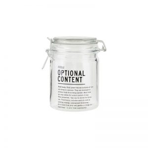 Voorraadpot Optional 600 ML House Doctor