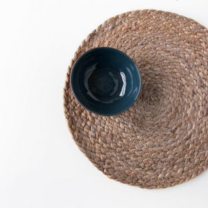 Urban Nature Culture Placemat Rond – Jute Cinder