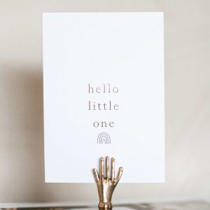 Kaart A6 | Hello Little One