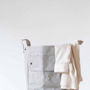 Wasmand Laundry Bag Grey | Grijs