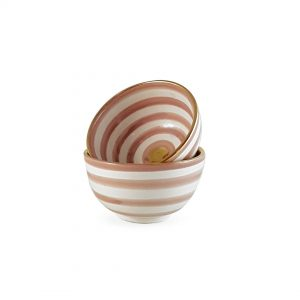 Mini Bowl Gold 24k | Nude Streep