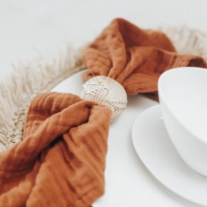 Servet Napkin Rusty | Cotton