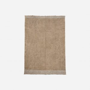 Vloerkleed Rug Shell | Grey