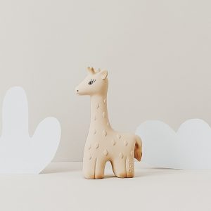 Bijtring Baby Teether Noa | Giraffe