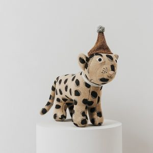 Cushion Baby Elvis | Leopard