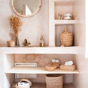Noa May Bathroom Marrakech Styling