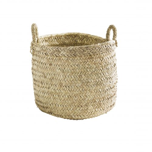 Geweven Mand Basket With Handles