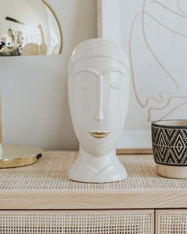 Deco Stand Face It Golden Lips | Ivoor